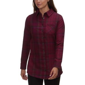 Penny Flannel Tunic - Women's