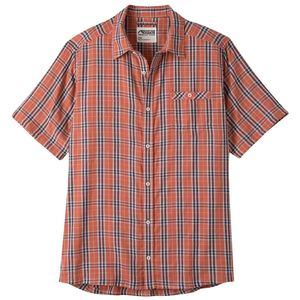 Mountain Khakis Shoreline Short-Sleeve Shirt - Men's