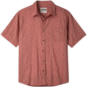Mountain Khakis Outdoorist Signature Print Shirt - Men's