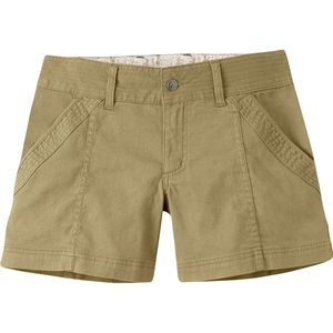 Mountain Khakis Camber 104 Hybrid Slim Fit Short - Women's