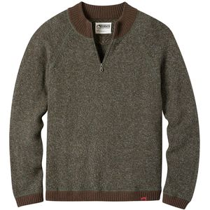 Mountain Khakis Crafted 1/4-Zip Sweater - Men's