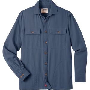 Mountain Khakis Patrol Overshirt - Men's