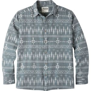 Mountain Khakis Stash Flannel Shirt - Men's