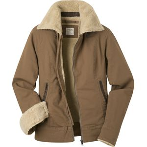 Mountain Khakis Ranch Shearling Jacket - Women's