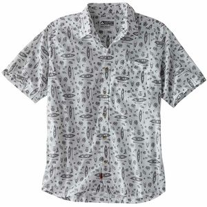 Adventurist Signature Print Shirt - Men's