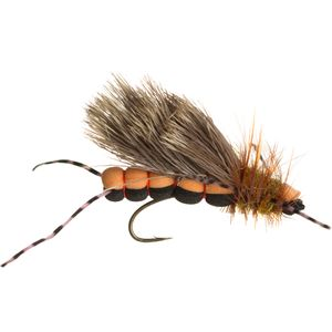 Montana Fly Company Turner's Bank Robber - 4-Pack