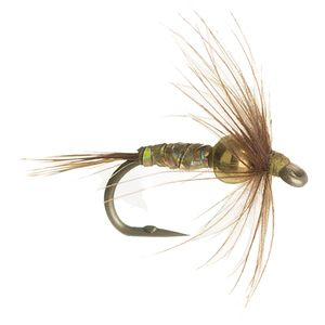 Montana Fly Company Sliverman's Lighting Bug Softy - 4-Pack