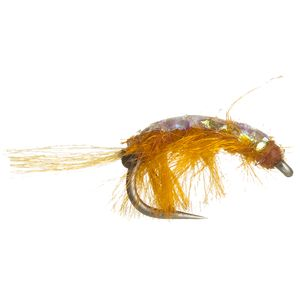 Montana Fly Company Dunnigan's Scud Flashback - 4-Pack