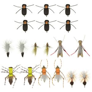 Montana Fly Company Ultimate Terrestrial 18 Fly Assortment