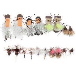 Montana Fly Company Ultimate Attractor Dry 18 Fly Assortment