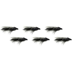 Montana Fly Company Galloup's Articulated Fathead - 6 Pack