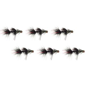 Montana Fly Company Galloup's Tips Up - 6 Pack