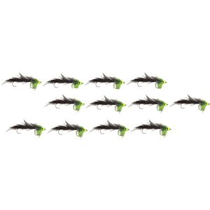 Montana Fly Company Ishiwata's Snitch Articulated - 12 Pack