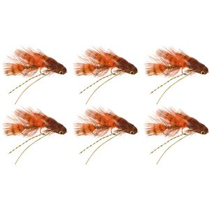 Montana Fly Company Galloup's Mini Dungeon - 6 Pack