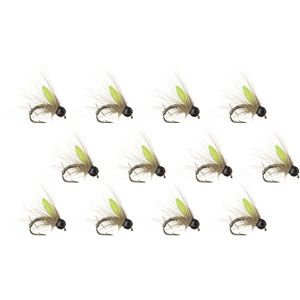 Montana Fly Company Juan's Kryptonite Caddis - 12 Pack