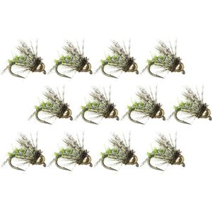 Montana Fly Company Anderson's Bird Of Prey - 12 Pack