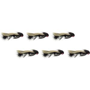 Montana Fly Company Galloup's Boogieman - 6 Pack