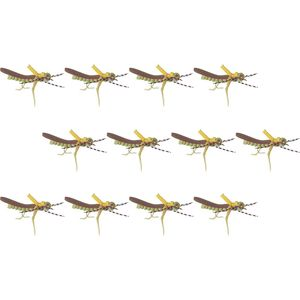 Montana Fly Company Juan's Hollywood Hopper - 12 Pack