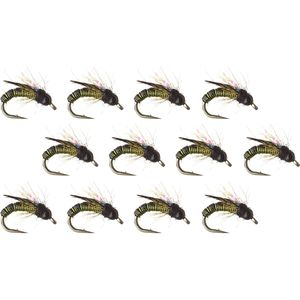 Montana Fly Company Wired Caddis - 12-Pack