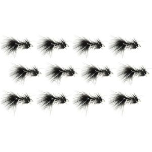 Montana Fly Company Burgin Bugger - 12-Pack