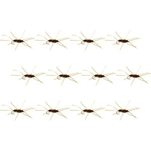 Montana Fly Company Flexi Girdle Bug - 12-Pack
