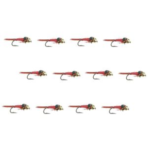 Montana Fly Company BH Epoxyback Copper Nymph - 12-Pack