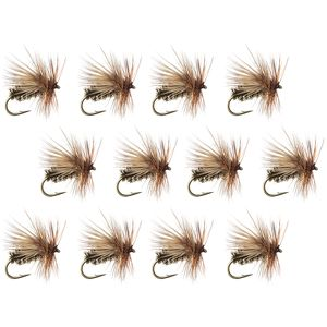 Montana Fly Company Peacock Caddis - 12-Pack