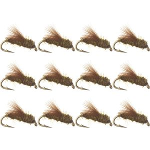 Montana Fly Company CDC RS2 - 12-Pack