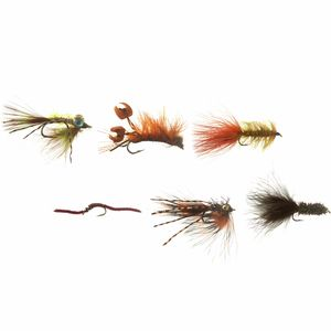 Montana Fly Company Ultimate Carp 6pc Fly Assortment