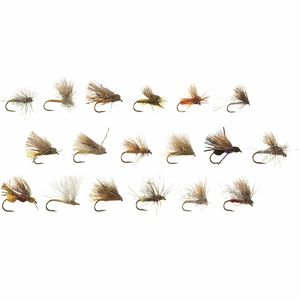Montana Fly Company Ultimate Kelly Galloup 18pc Dry Fly Assortment
