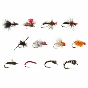 Montana Fly Company Ultimate Bighorn River Specific 12pc Fly Assortment