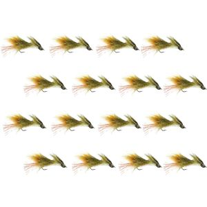 Montana Fly Company Coffey's Articulated Sparkle Minnow - 12 Pack