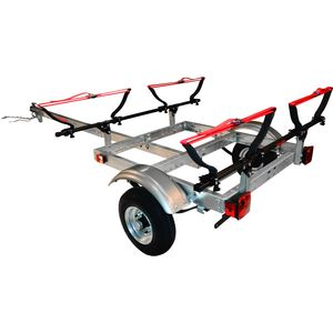 Malone Auto Racks XtraLight 2 V-Rack Kayak Trailer