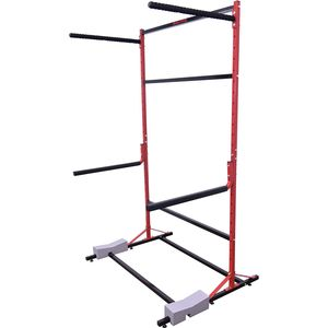 Malone Auto Racks FS Rack 3 Bike, 2 SUP, 1 Kayak Storage Rack