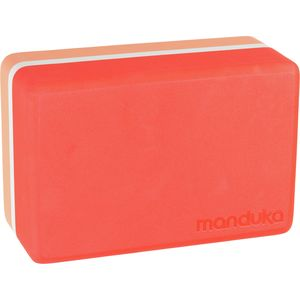 Manduka Recycled Foam Block - Three-Tone Series