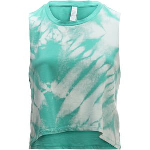 Manduka Adorn Open Back Crop Tank Top - Women's