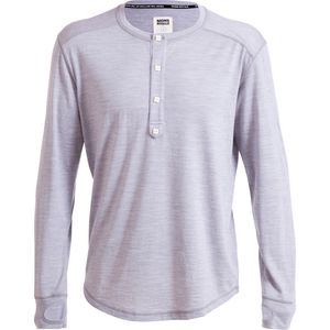 Mons Royale 1961 Henley Top - Men's