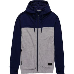 Mons Royale Covert Mid-Hit Hoodie - Men's