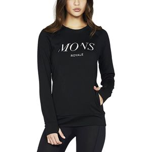 Mons Royale Covert Tech Sweat - Women's