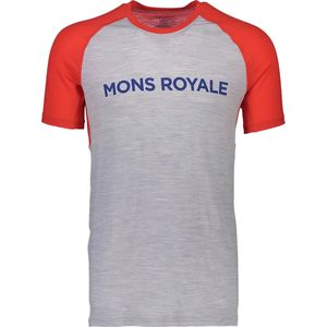 Mons Royale Temple Raglan Tech T-Shirt - Men's