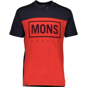 Mons Royale Redwood VT Jersey - Men's