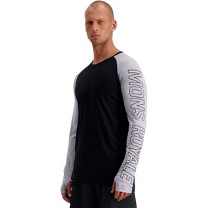 Mons Royale Temple Tech Long-Sleeve Shirt - Men's