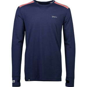 Mons Royale Alta Tech Long-Sleeve Crew Top - Men's