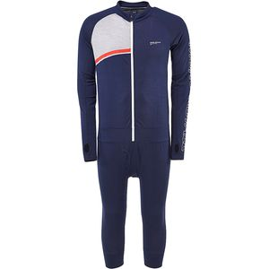 Mons Royale Supermons 3/4-Length One-Piece Baselayer - Men's