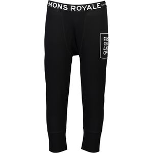 Mons Royale Shaun-Off 3/4 Legging - Men's