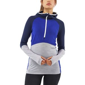 Mons Royale Bella Tech Hooded Top - Women's
