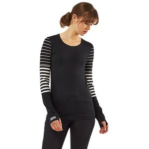 Mons Royale Cornice Long-Sleeve Top - Women's