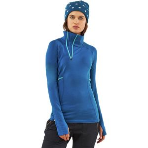 Mons Royale Olympus 3.0 1/2-Zip Top - Women's