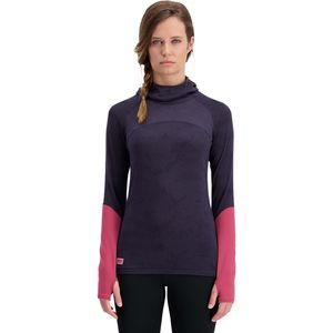 Mons Royale Bella Tech Flex Hooded Top - Women's