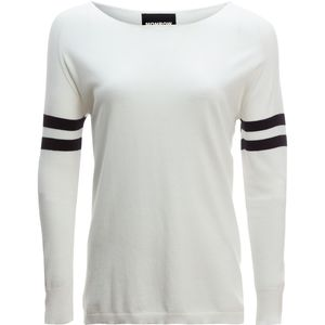Monrow Athletic Knit Sweatshirt - Women's